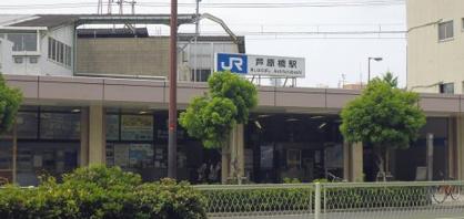 JR環状線 芦原橋駅の画像1