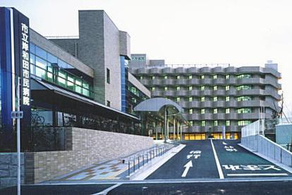 市立岸和田市民病院の画像1