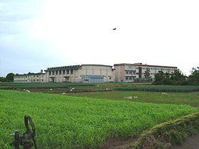 弓ヶ浜中学校の画像1