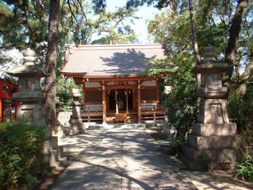 鳴尾八幡神社の画像1