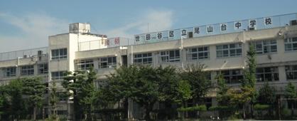 世田谷区立尾山台中学校の画像1
