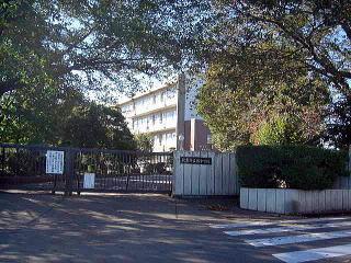 北本市立 西中学校の画像1