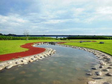 北本水辺プラザ公園の画像1