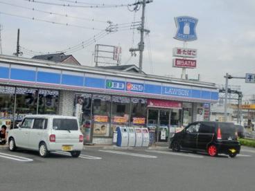 ローソン 貝塚久保店の画像1