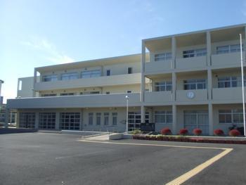 松戸市立小金中学校の画像1