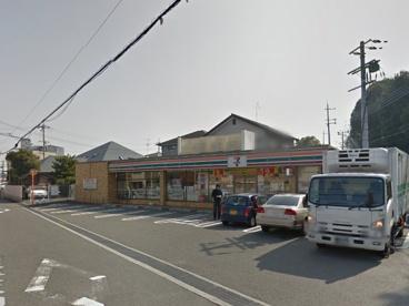 セブンーイレブン岸和田八幡町店の画像1