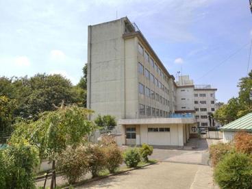 松戸市立河原塚中学校の画像1