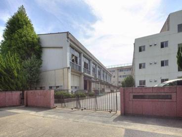 松戸市立新松戸南中学校の画像1