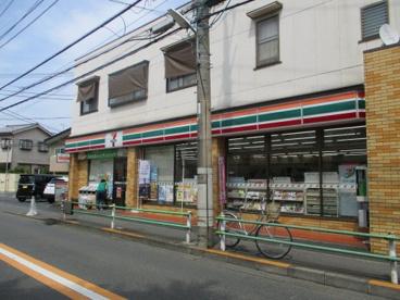 セブンイレブン調布染地二丁目店の画像1