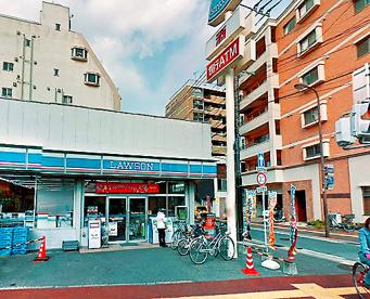 ローソン 六本松店の画像1