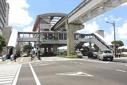 沖縄都市モノレール壺川駅の画像1
