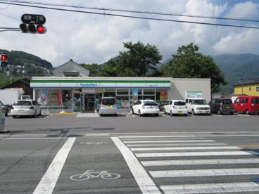 ファミリーマート甲府城東一丁目店 の画像1