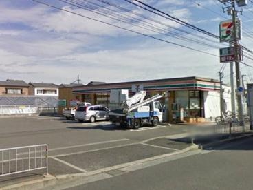 セブン−イレブン貝塚半田店の画像1