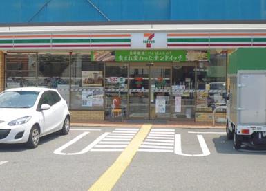 セブンイレブン大阪元町店3丁目の画像1