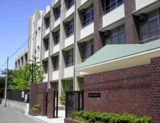 大阪市立阿倍野中学校の画像1