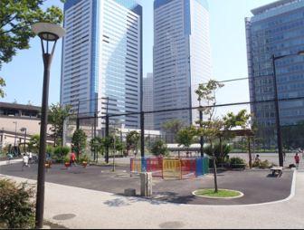 豊洲三丁目公園の画像1