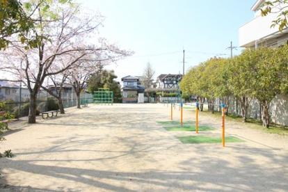 朝日ヶ丘児童公園の画像1
