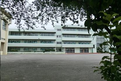 西東京市立田無第一中学校の画像1