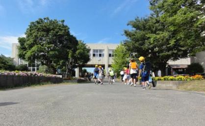 龍ヶ崎西小学校の画像1