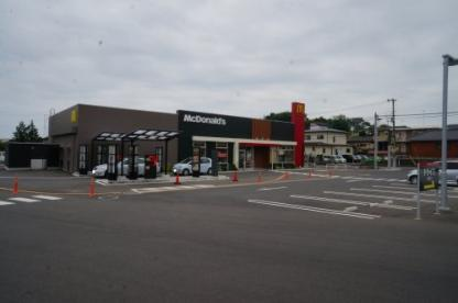 マクドナルド6号線日立店の画像1