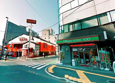 ローソン 渡辺通2丁目店の画像1