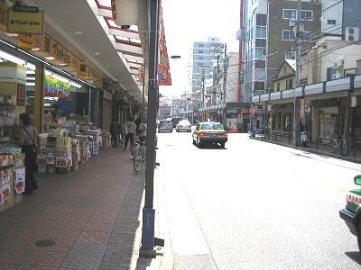 千束通り商店街の画像