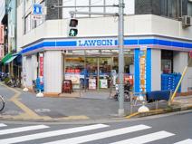 ローソン台東北上野1丁目店