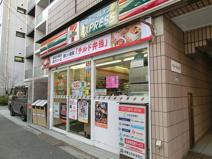 セブンイレブン神田佐久間町店