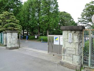 蕨市立第一中学校の画像1