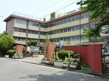 川口市立八幡木中学校の画像1