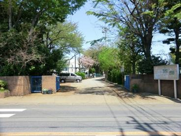 川口市立安行中学校の画像1