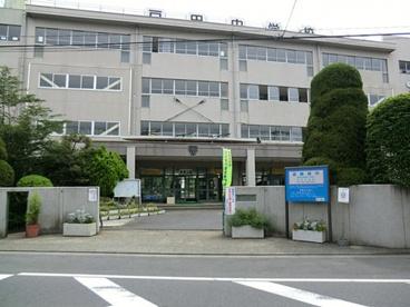 戸田市立戸田中学校の画像1