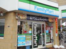 ファミリーマート武蔵境二丁目店