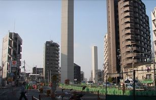 清水橋交番の画像