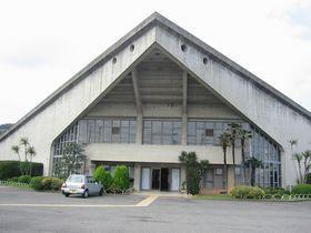 松下体育館の画像1