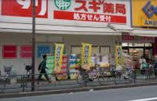 スギ薬局北新宿3丁目店の画像