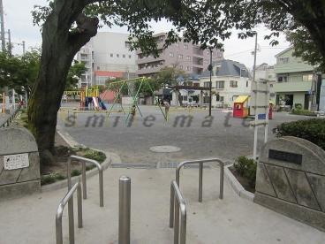 浅間町車庫前公園の画像1