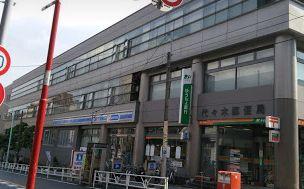 代々木郵便局の画像