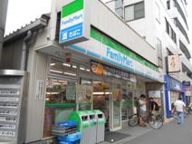 【コンビニ】 ファミリーマート 武蔵小金井本町店