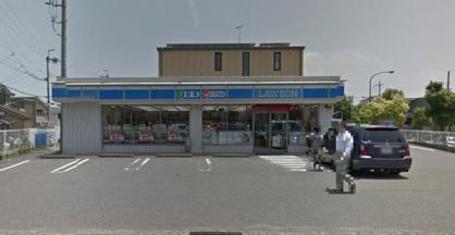 ローソン 大津際川店の画像1