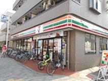 【コンビニ】セブンイレブン 武蔵野境2丁目店