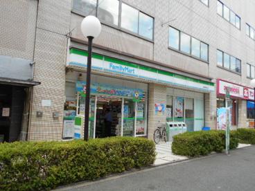 【コンビニ】ファミリーマート 武蔵境駅前店の画像1