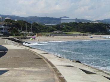 河原子海岸 海水浴場の画像1