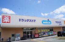 ウエルシア 三田天神店