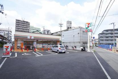 セブンイレブン喜連瓜破駅南店の画像1