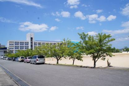 狭間中学校の画像1