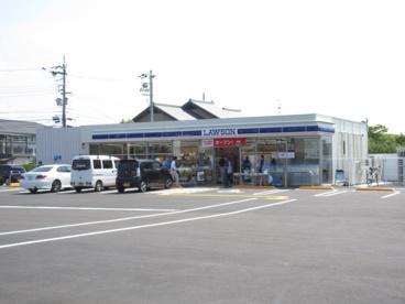 ローソン 奈良秋篠新町店の画像1