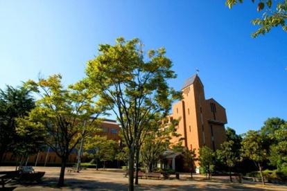プール学院大学の画像1