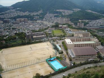 兵庫県立宝塚北高等学校の画像1
