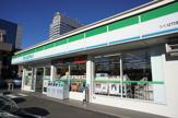 ファミリーマート竹園店